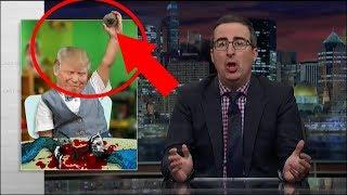 Last Week Tonight with John Oliver S04 E23 ( President Trump )