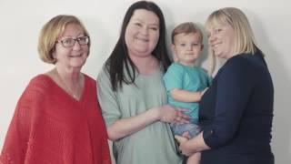 Miranda, dilated cardiomyopathy and a heart transplant at age 32.
