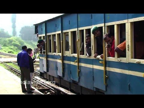 Nilgiri Mountain Railway - Ketti Station near Ooty in Tamil Nadu