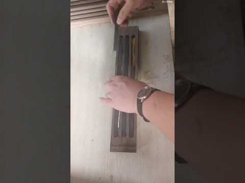 How to Build a Magnetic Knife Strip