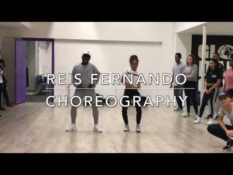 Runtown - Mad over you | Reis Fernando Choreography |