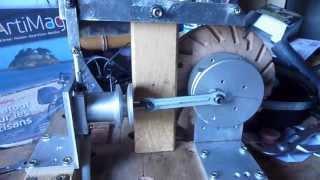 moteur air comprimé  3 cm3