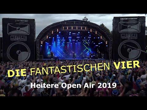 Die Fantastischen Vier - Danke   Tunnel   MfG - Live @ Heitere Open Air 11.8.2019 mp3