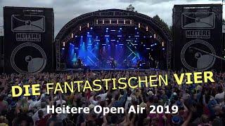Die Fantastischen Vier - Danke | Tunnel | MfG - Live @ Heitere Open Air 11.8.2019