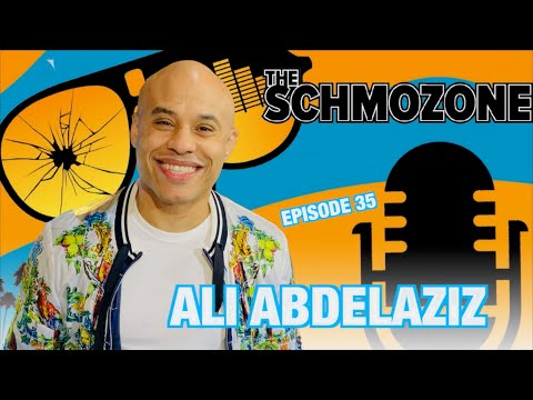 The Schmozone Podcast 035: Ali Abdelaziz Unfiltered