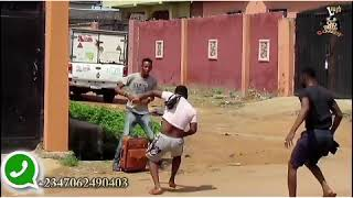 Lagos beggers (LaughPillsComedy)