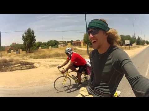 Morocco Bicycle Tour - Tangier to Marrakesh - GoPro HD