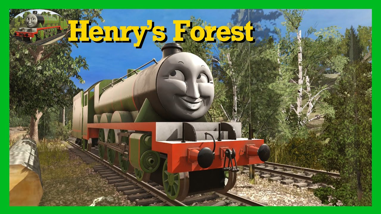 Henry's Forest (Trainz Remake)