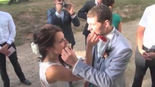 Свадьба Жени и Оли 2014.07.19 Висагинас, Литва
