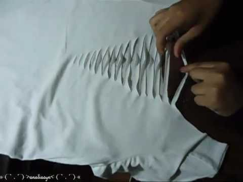 cd8a0aa4a9491 HTM  Diseño en una camisa - YouTube