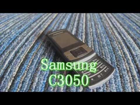 Samsung C3050 - Recenzja.