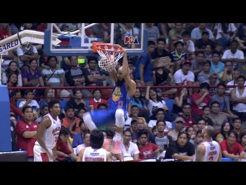 Madanly Finds Ammons on the Run! | PBA Governor's Cup 2016