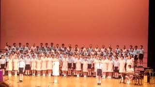 聖公會主風,馬鞍山主風小學畢業禮2014~2015