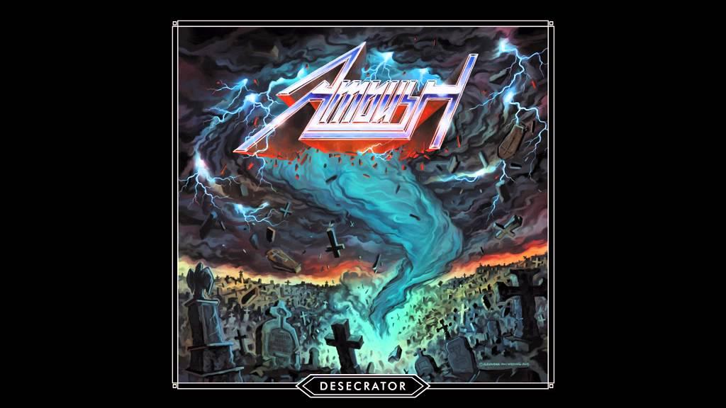 AMBUSH Desecrator + 2 JAPAN CD Rejected Symmetry Enforcer