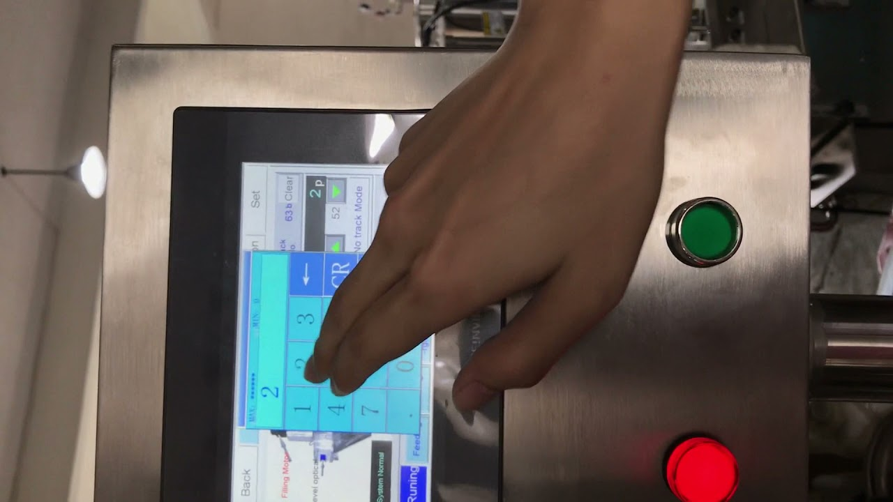 Semi Automatic Quantitative Powder Filling and Dosing Machine
