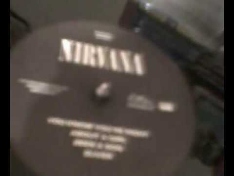 Nirvana - You know you're right (vinyl)