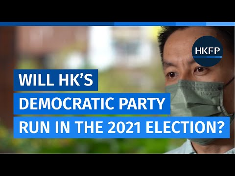 To run or boycott? Lo Kin-hei on whether his Democratic Party will partake in 'revamped' elections