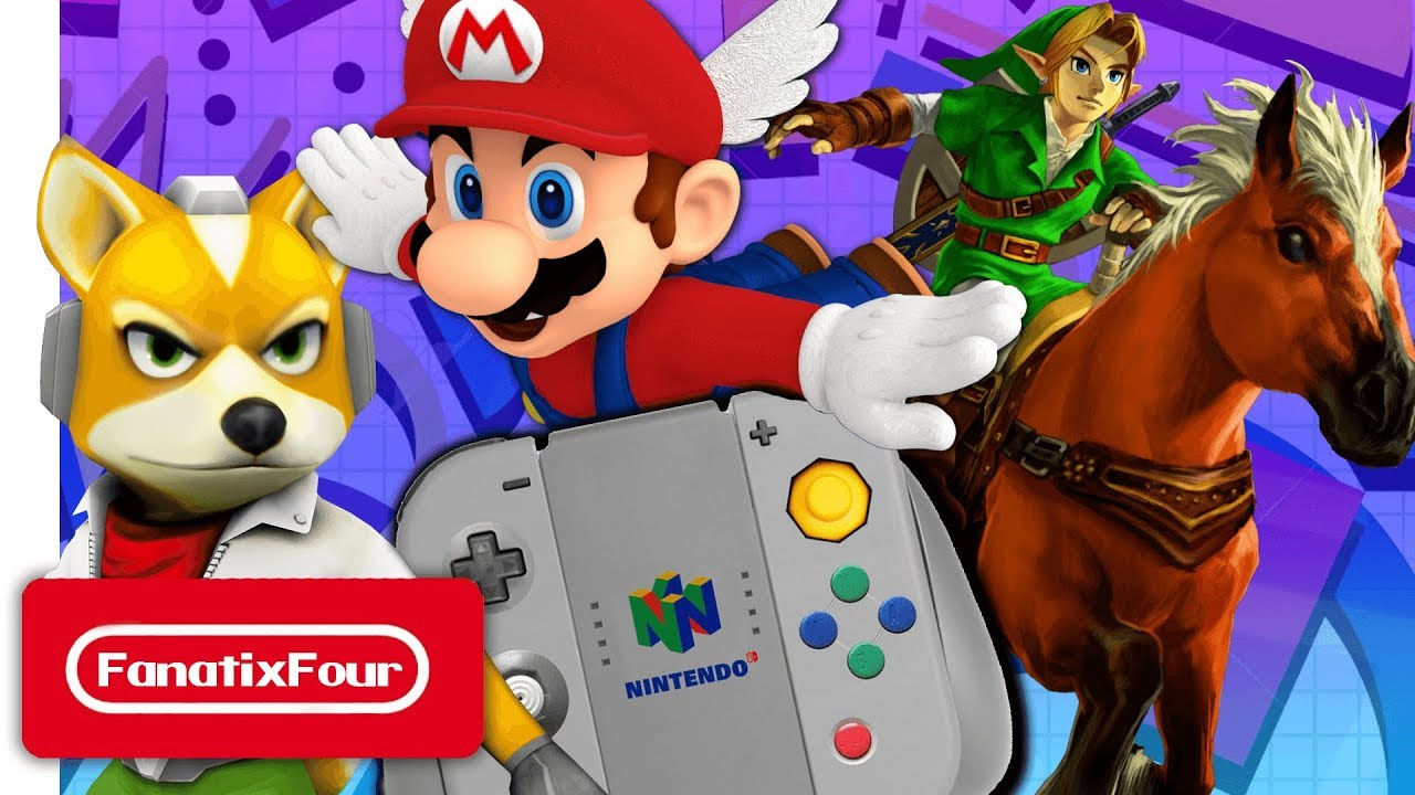 Petition · Remaster/Remake N64 games and N64DD games for