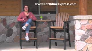 Breezesta Maintenance Free Patio Furniture - Tete-a-tete Table Top