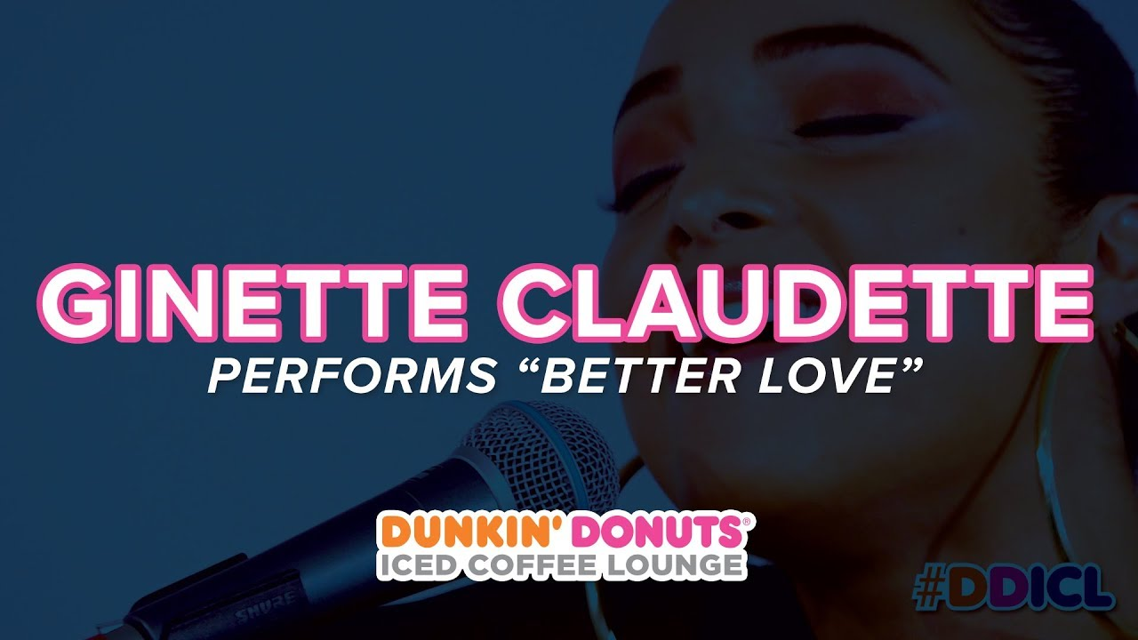 Ginette Claudette Performs 'Better Love'