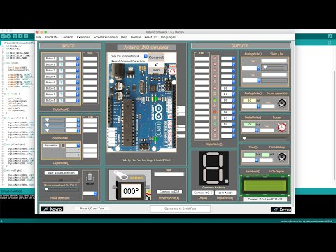 Arduino Simulator 1.5: Simulate Your Arduino Project (Windows & MacOS)