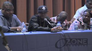 "Chamillionaire Discusses Creation of ""N Luv Wit My Money"""