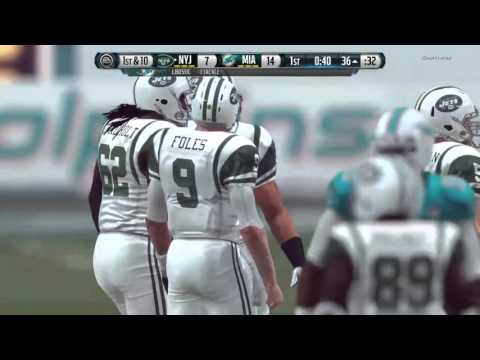 Jets @ Dolphins Week 13