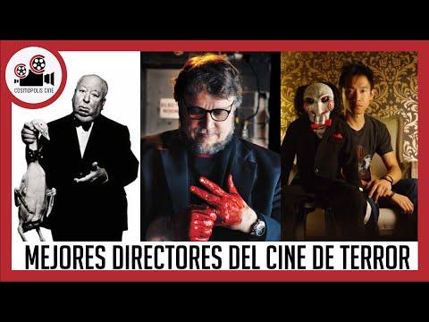 MEJORES DIRECTORES DE CINE DE TERROR
