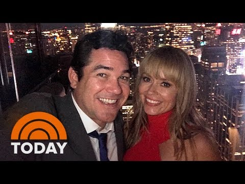Dean Cain Dishes On The Date TODAY Helped Arrange: It Went Great!  TODAY