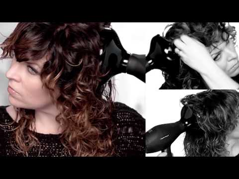 How to Get Diffused Curls with Adina from Redken's GetTheLook