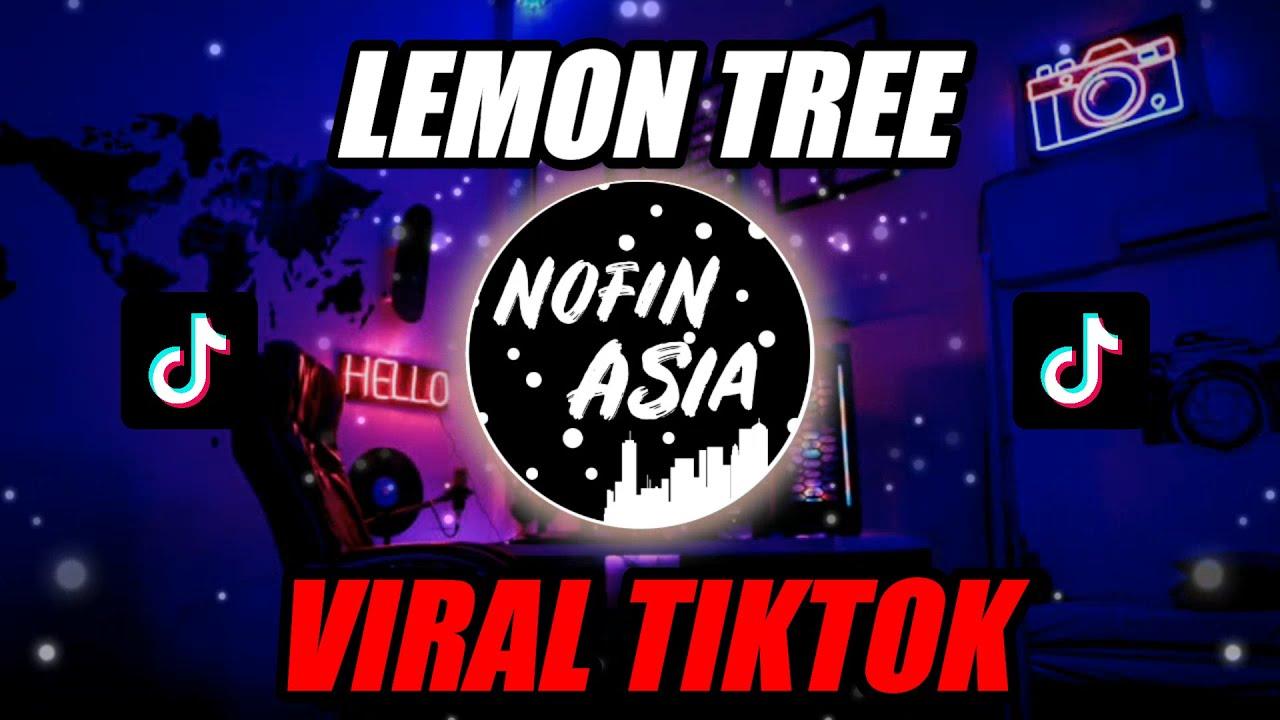 LEMON TREE (I WONDER HOW I WONDER WHY VIRAL TIKTOK) | DJ REMIX FULL BASS TERBARU 2020