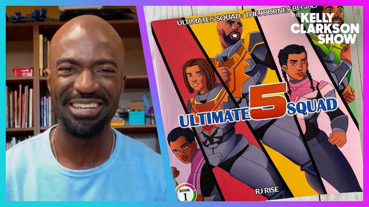 Teacher Creates Superhero Book With All POC Characters