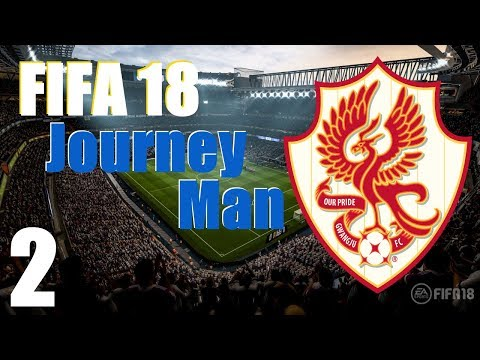 Fifa 18 - Journey Man Part 2 - Can't Escape The Broken Bone Curse