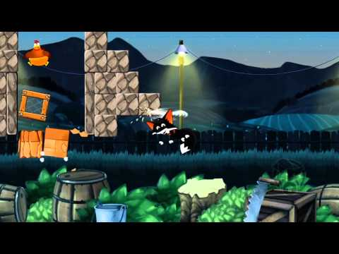 Flying Fox Android Trailer