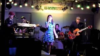 2011年12月13日 川口 ショックオン WIRE DIRTY Gt&Vo:Morrie Keys:Sacke...