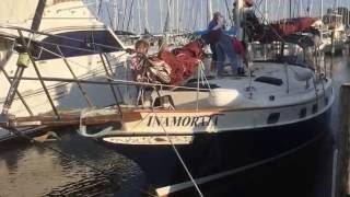 Kadey Krogen 38 Survey & Sea Trial