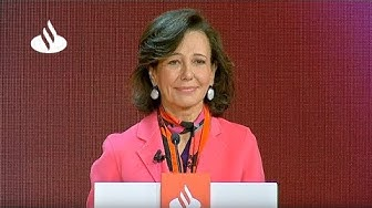 Ana Botín, Group Executive Chairman Banco Santander | SIBC 2019 Conference Opening | Santander Bank