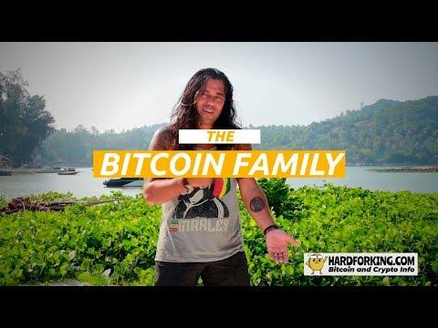 Meet The Bitcoin Family