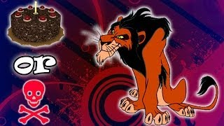 Cake Or Death?!?