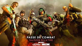 PASSE DE COMBAT - SAISON 4 WARZONE & BLACK OPS COLD WAR - BANDE ANNONCE