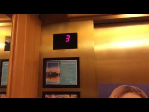 Otis Series 4 Elevators @ Hyatt Regency Hotel - Cambridge, Maryland