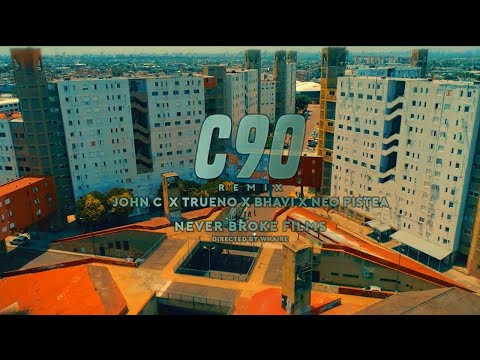 John C || C90 Remix || Neo Pistea X Bhavi X Trueno || OFFICIAL VIDEO