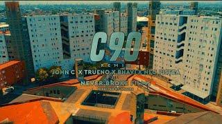 Смотреть клип John C X Neo Pistea X Bhavi X Trueno - C90 Remix