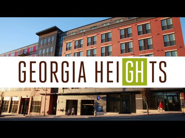 Georgia Heights Athens video tour cover