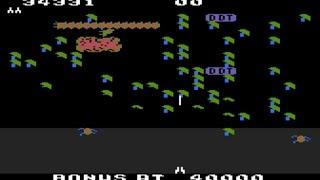 Millipede singleplayer Atari 5200 [prototype]