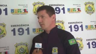 Inspetor Eduardo da PRF-Regional Russas apresenta como será as ações da operação Semana Santa