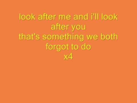 Hot Chip- Look After Me *lyrics*