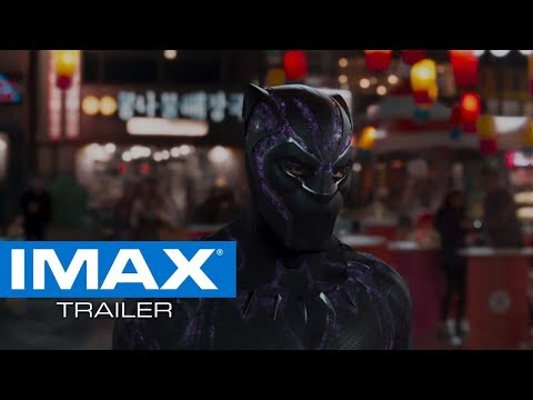 Black Panther IMAX® Trailer #2