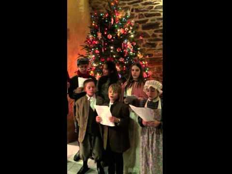Hedgerow Theatre Carolers for A Christmas Carol