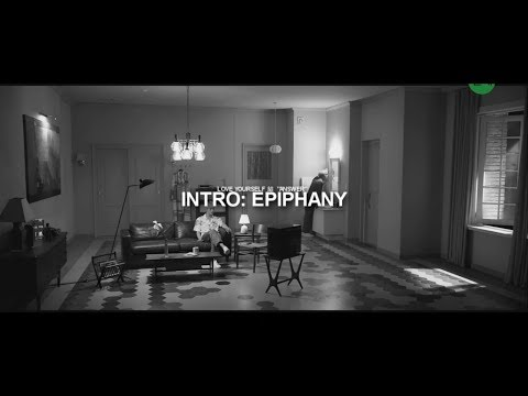BTS JIN - 'Intro: Epiphany' Lyrics (Han/Eng) MV